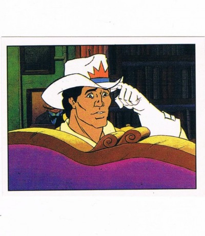 Panini Sticker Nr 45 - Bravestarr
