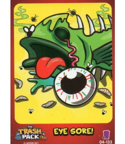 Eye Sore The Trash Pack Trading