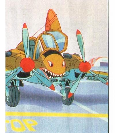 Panini Sticker Nr No Dragonball 2002/1989