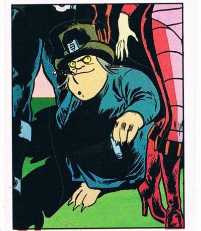 Panini Sticker Nr 96 - Bravestarr
