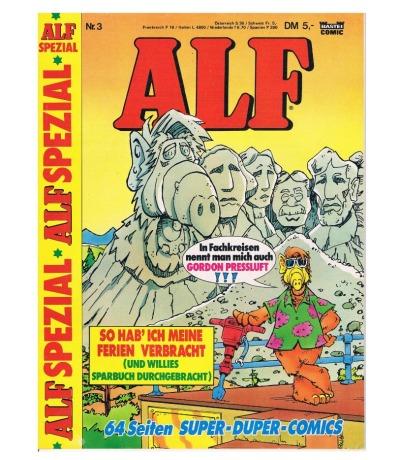 ALF Spezial Comic - Nr3