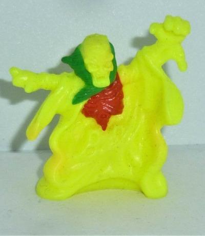 Alu neon gelb Nr113 Monster in
