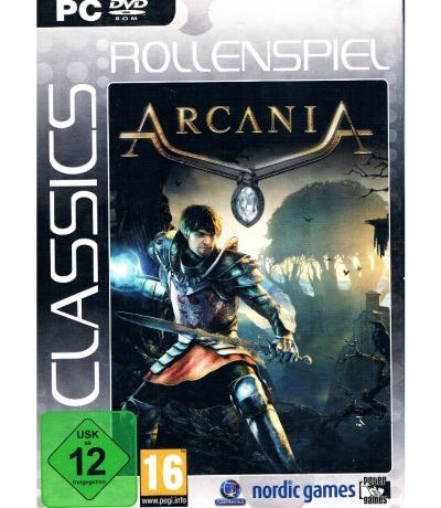 PC-Spiel DVD-ROM - Arcania