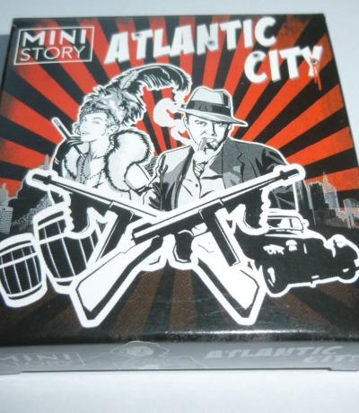 Mini Story - Atlantic City - Kartenspiel