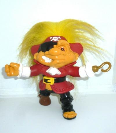 Battle Trolls Capn Troll Actionfigur Hasbro