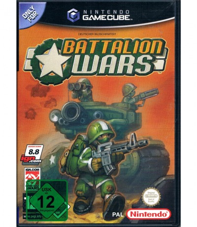 Battalion Wars - Nintendo GameCube