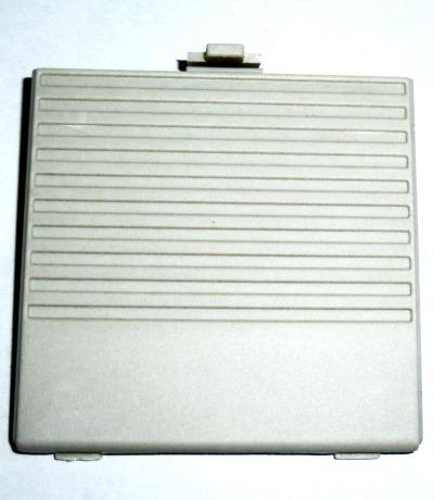 Batterie Ersatz Deckel Klappe grau - Gameboy Classic