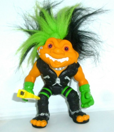 Battle Trolls Punk Troll Actionfigur Hasbro