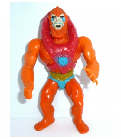 Beast Man - Masters of the Universe / He-Man Actionfigur - Jetzt online Kaufen - Actionfigur aus den 80ern von Mattel.