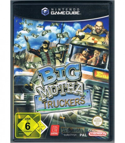 Big Mutha Truckers - Nintendo GameCube