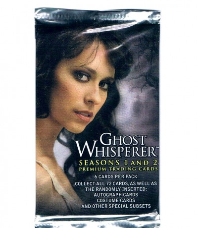 1x Trading Cards Packung Ghost Whisperer