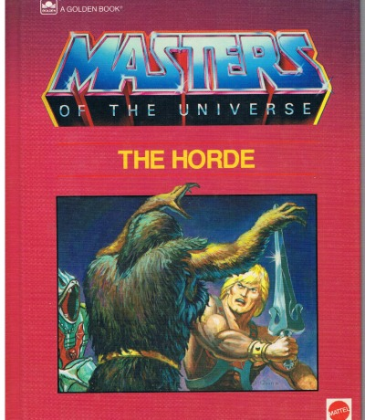 The Horde Comic Buch Masters of