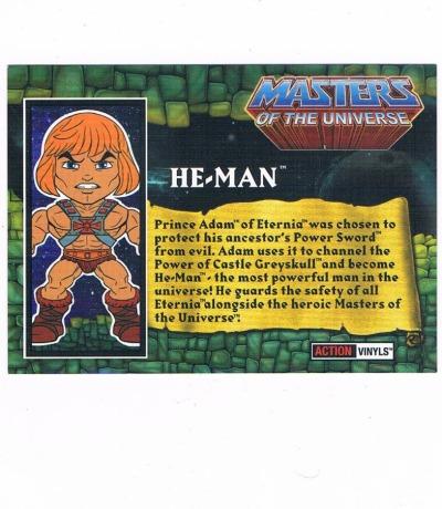 The Loyal Subjects Infokarte He-Man Masters