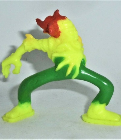 Boogeyman neon gelb Monster in my