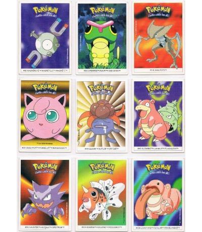Pokemon Sticker - Dunkin Boomer /