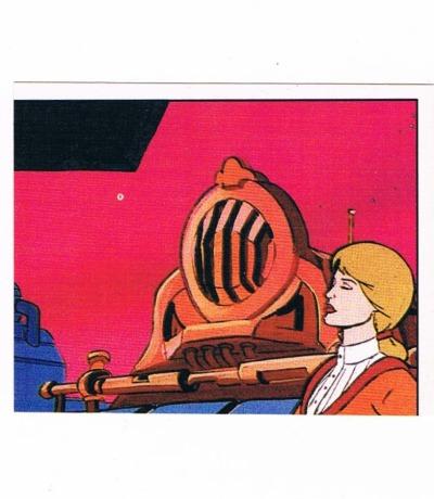 Panini Sticker Nr 21 - Bravestarr