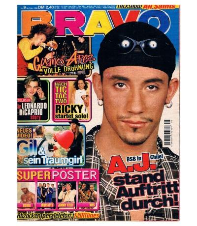 Ausgabe Nr9 - 1998 / 98