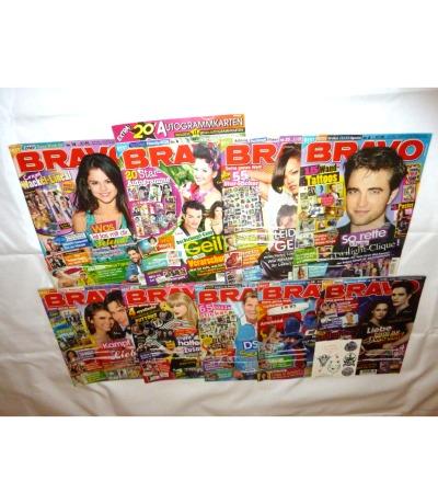 Hefte / Magazine von 2012 -