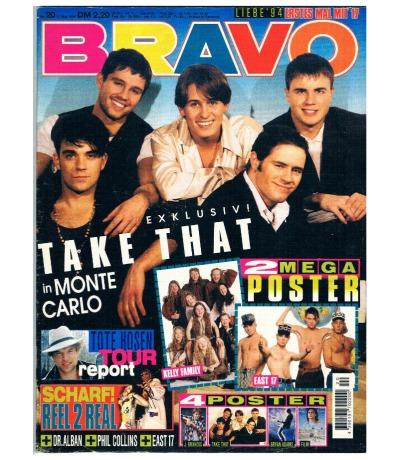 BRAVO Nr.20 - 1994 - komplett - Jetzt online Kaufen - Jugend-Magazin / Heft