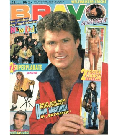 Bravo Nr.23 1990 Heft