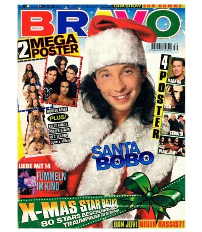 BRAVO Nr.52 - 1994 - komplett - Jetzt online Kaufen - Jugend-Magazin / Heft