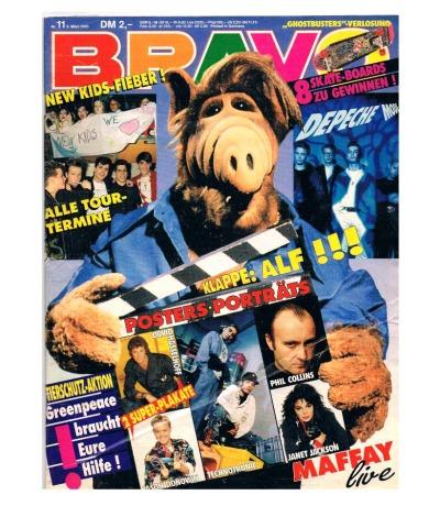 BRAVO Nr11 - 1990 90