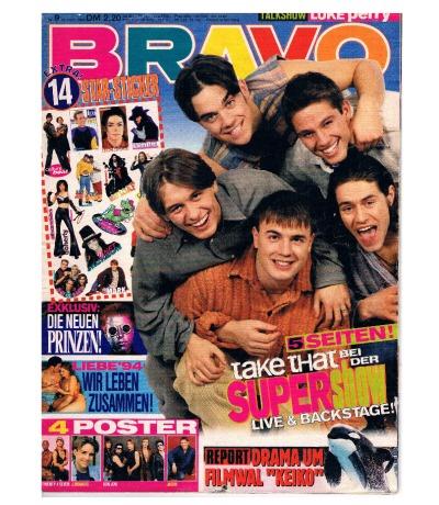 Ausgabe Nr9 - 1994 - Bravo