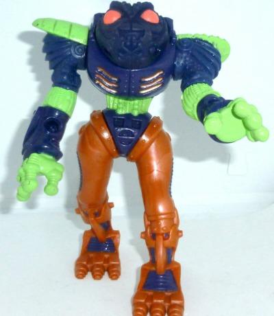Bucky O Hare - Toadborg - Actionfigur - Hasbro 1990