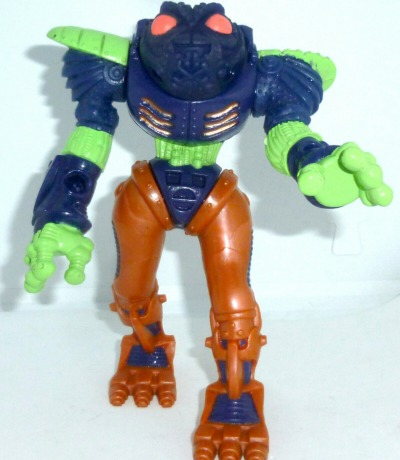 Bucky OHare - Toadborg - Actionfigur
