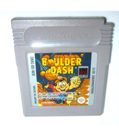 Boulder Dash - Nintendo Game Boy