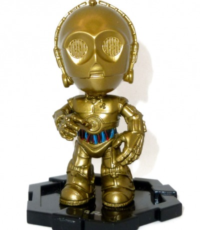 Star Wars - FUNKO MYSTERY MINIS - C3PO - Bobble-Head