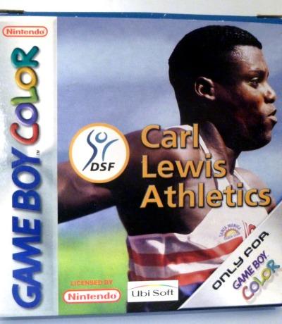 Carl Lewis Athletics Game Boy Color