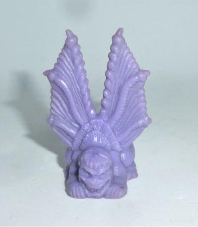 Catoblepas - Figur violet - Monster in my Pocket - Serie 1 - 1990 Matchbox
