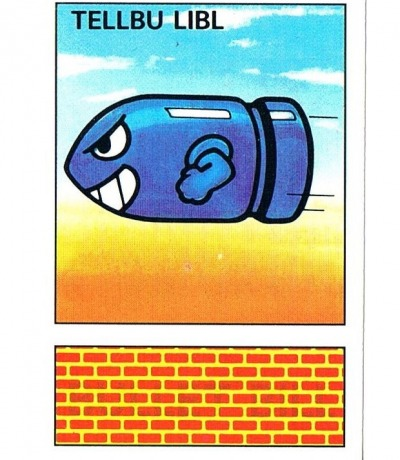 Sticker Super Mario Bros Sticker Activity