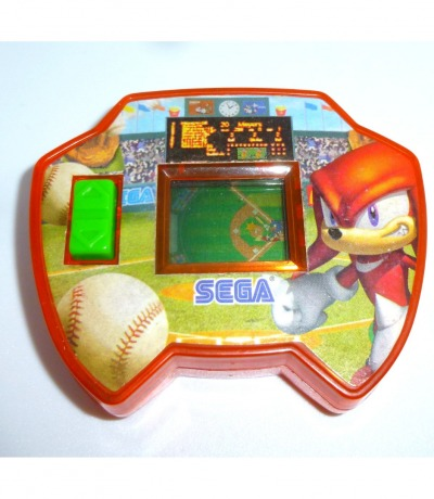 Sonic the Hedgehog Baseball Telespiel Sega
