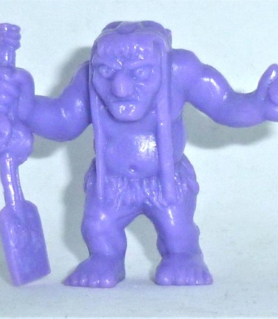 Charon - Figur violet - Monster in my Pocket - Serie 1 - 1990 Matchbox