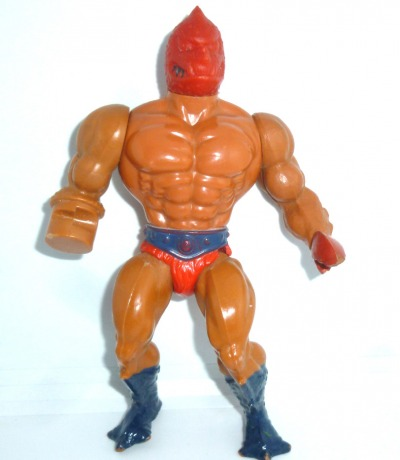 Masters of the Universe Clawful defekt