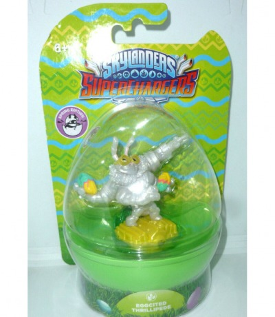 Eggcited Thrillipede OVP MOC Skylanders Superchargers