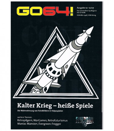 Ausgabe 10-12/07 Retro 6 GO64 Das