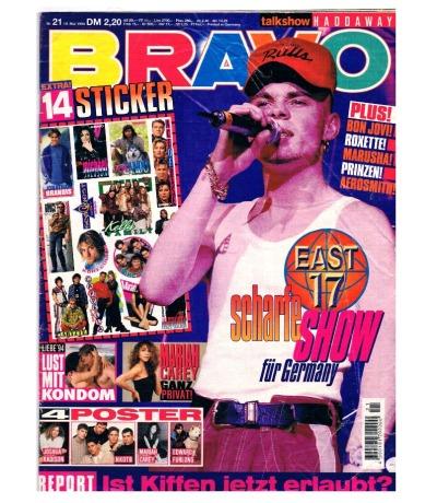 BRAVO Nr21 - 1994 94