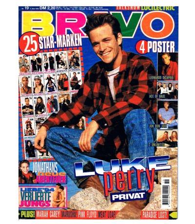 BRAVO Nr19 Komplett Jugend-Magazin Heft Ace