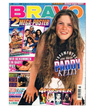Ausgabe Nr33 - 1994 - BRAVO