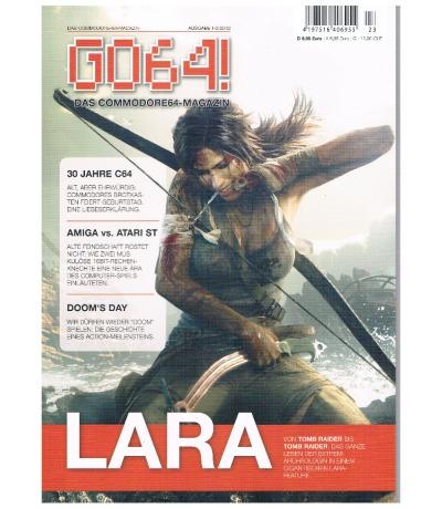 Ausgabe 1-3/2012 Retro 23 GO64 Das