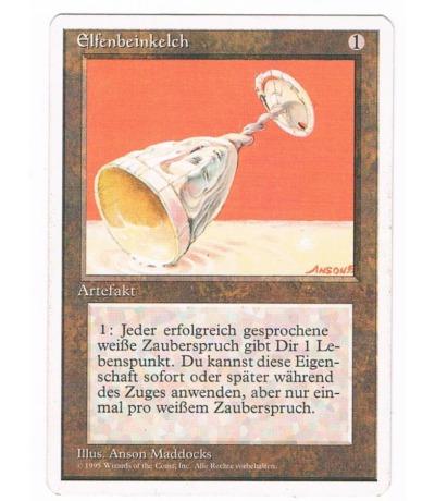 Elfenbeinkelch - Magic the gathering