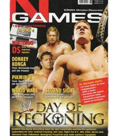 Nr6 N-Games Magazin für Nintendo Game