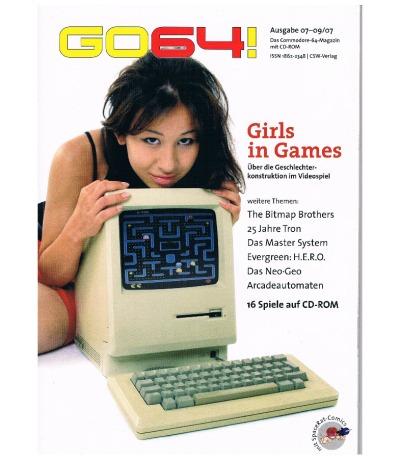 Ausgabe 07-09/07 Retro 5 GO64 Das