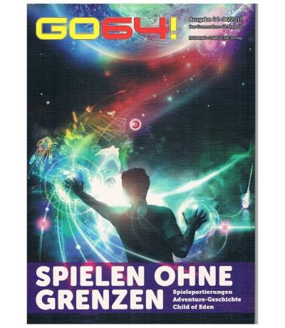 Ausgabe 04-06/2011 Retro 20 GO64 Das
