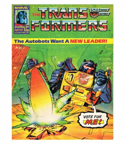 Comic Ausgabe - 111 - 1987