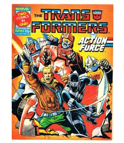 Comic Ausgabe - 153 32p -
