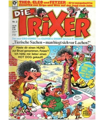 Die Trixer Comic - Ausgabe 2